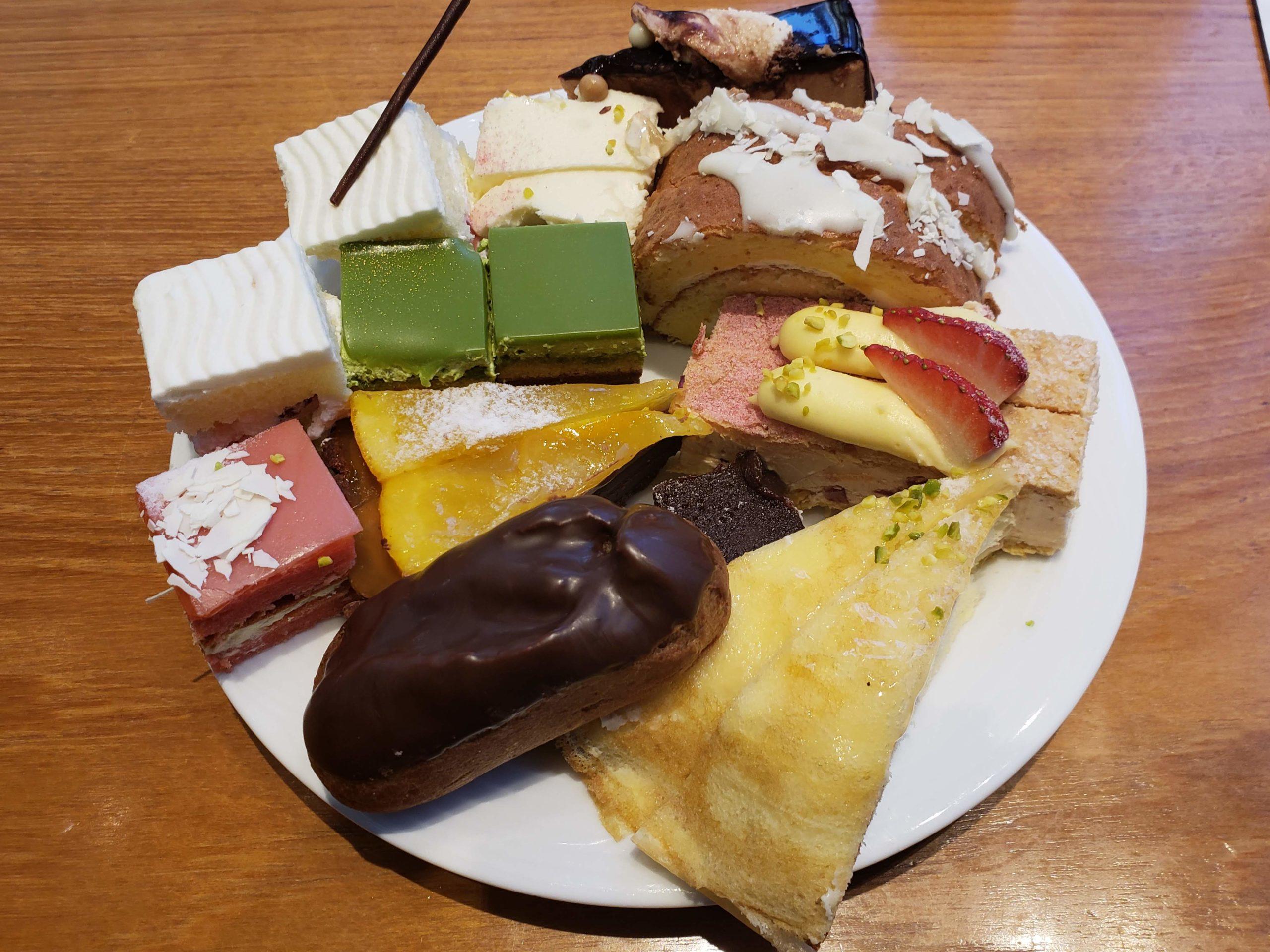 ホテルアゴーラ大阪守口 訪問日 2/2 後編